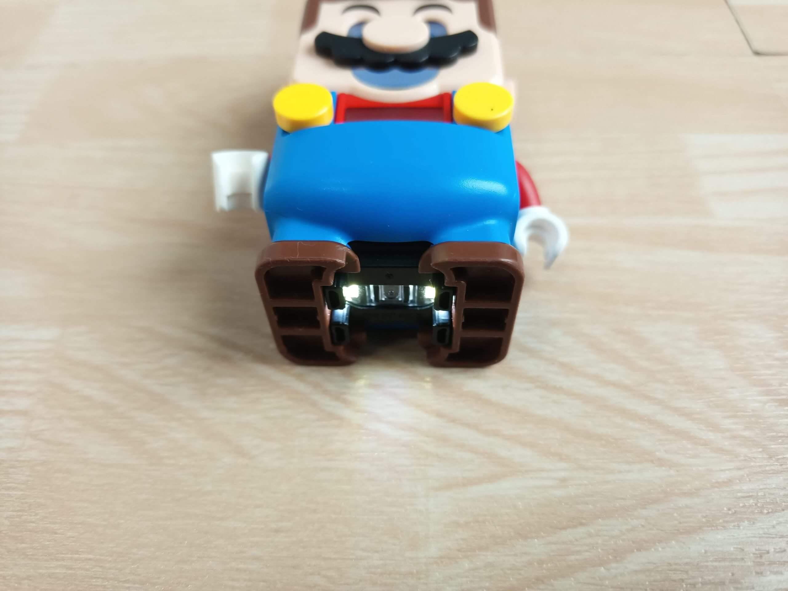 LEGOスーパーマリオのセンサー