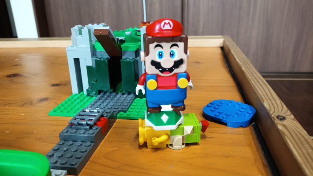 LEGOスーパーマリオ ちびクッパの倒し方