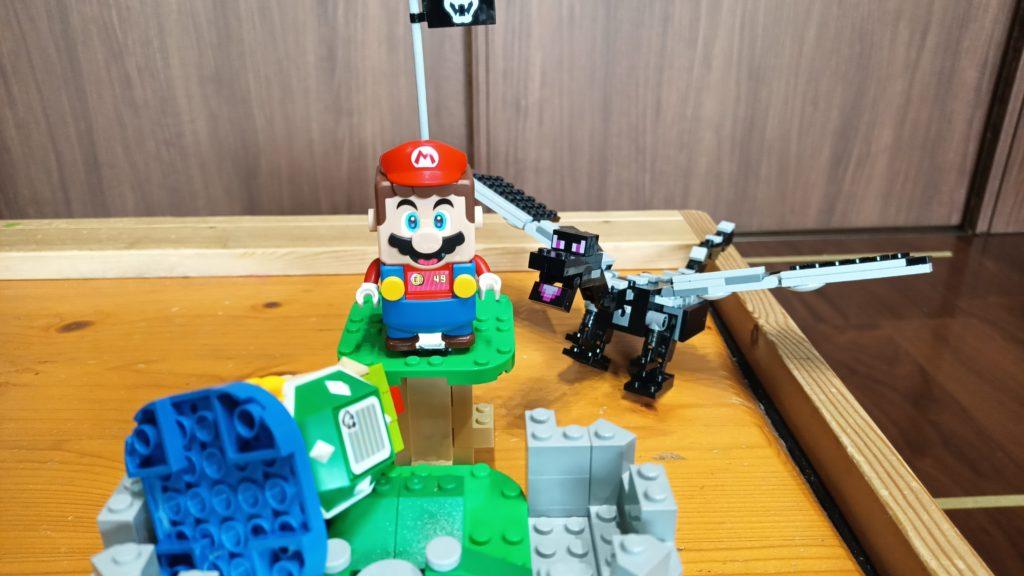 LEGOスーパーマリオ エンダードラゴン
